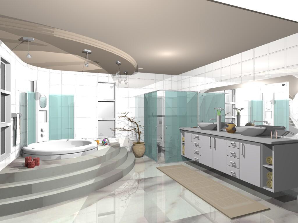 decorar um banheiro:Como decorar um banheiro imagem 4.jpg #684841 1024x768 Banheiro Antigo Como Decorar