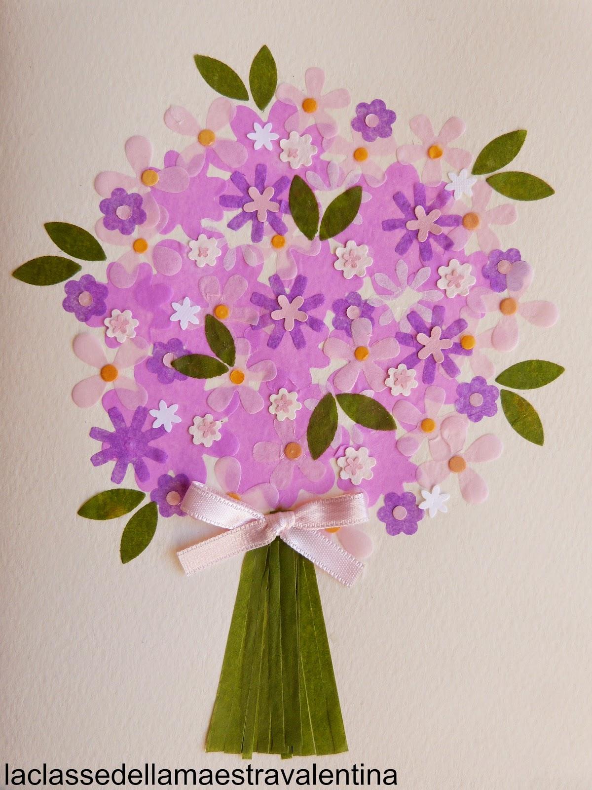 La classe della maestra valentina un mazzolino di fiori for La maestra valentina