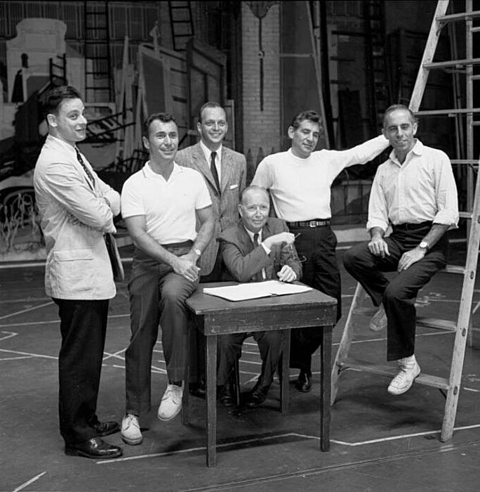 prejudice in west side story 10 things you never knew about west side story from the 'east  the legacy of stereotypes and prejudice  how west side story was almost east side story.