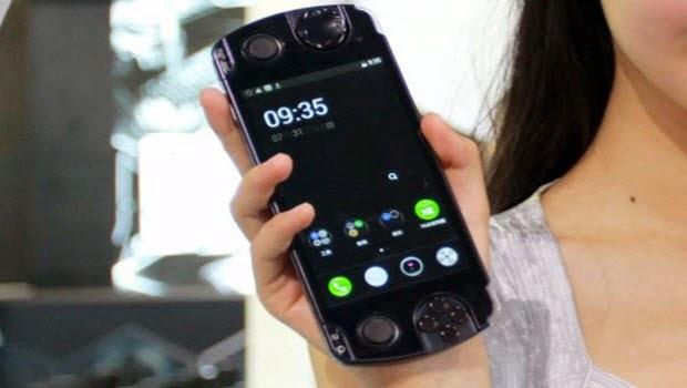 Çinlilerden Yeni PlayStation Phone!