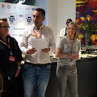 Abendveranstaltung beim Food Blog Day Berlin 2015