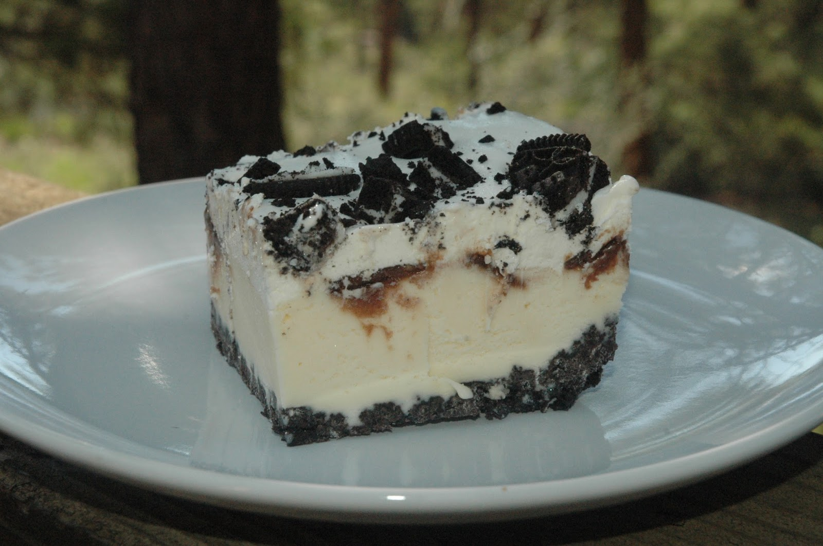 What is on your menu this week?: Oreo Ice Cream