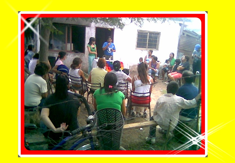 "ASAMBLEA EN LA COMUNIDAD KOLLA  ""Guaguajni  Jallpa"""