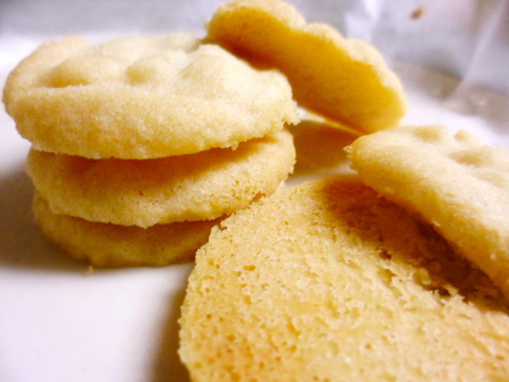 SASI'S KITCHEN: Shortbread cookies