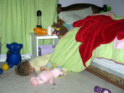 Jatuh Dari Tempat Tidur