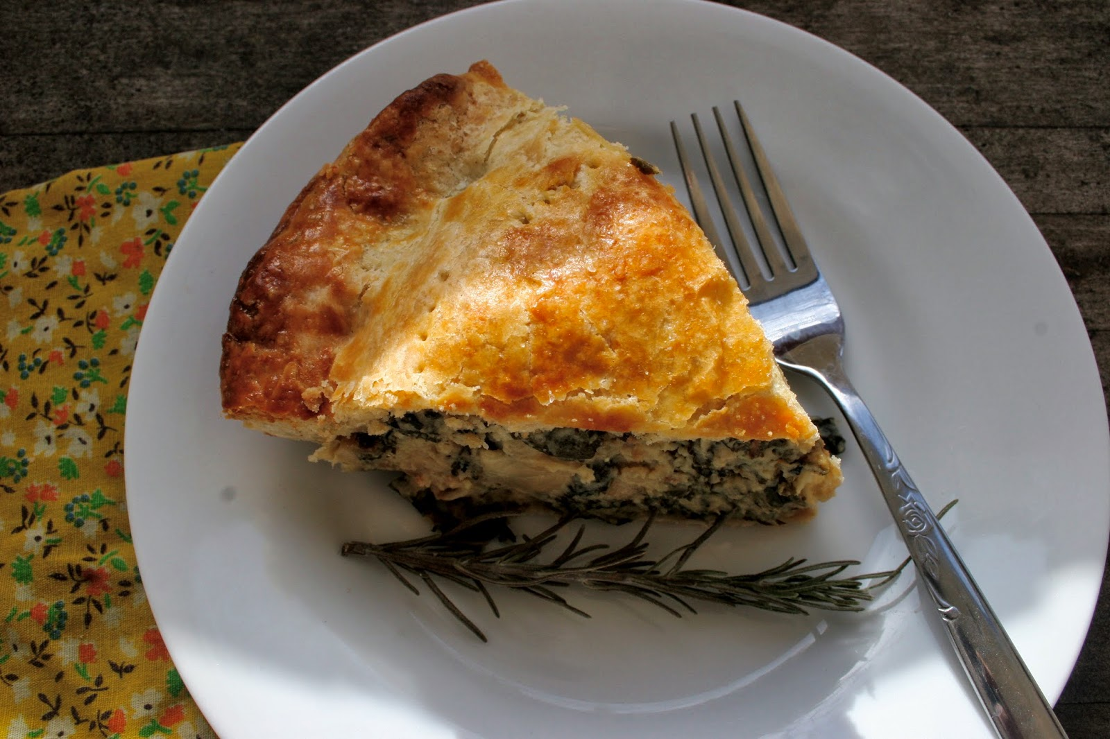 Colcannon Pie Slice
