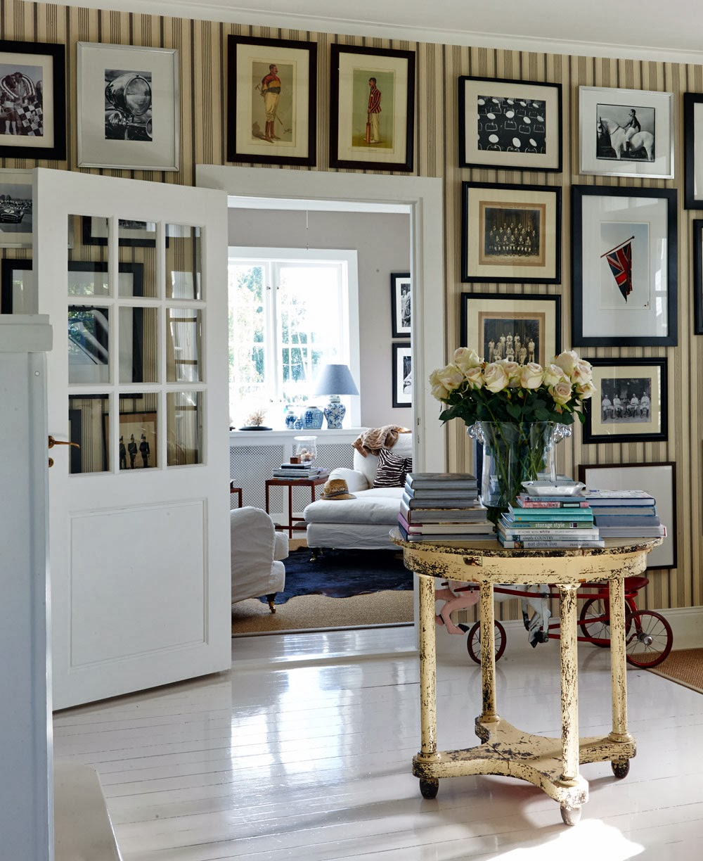 Cool chic style attitude: decor : the romantic house by leila lindholm