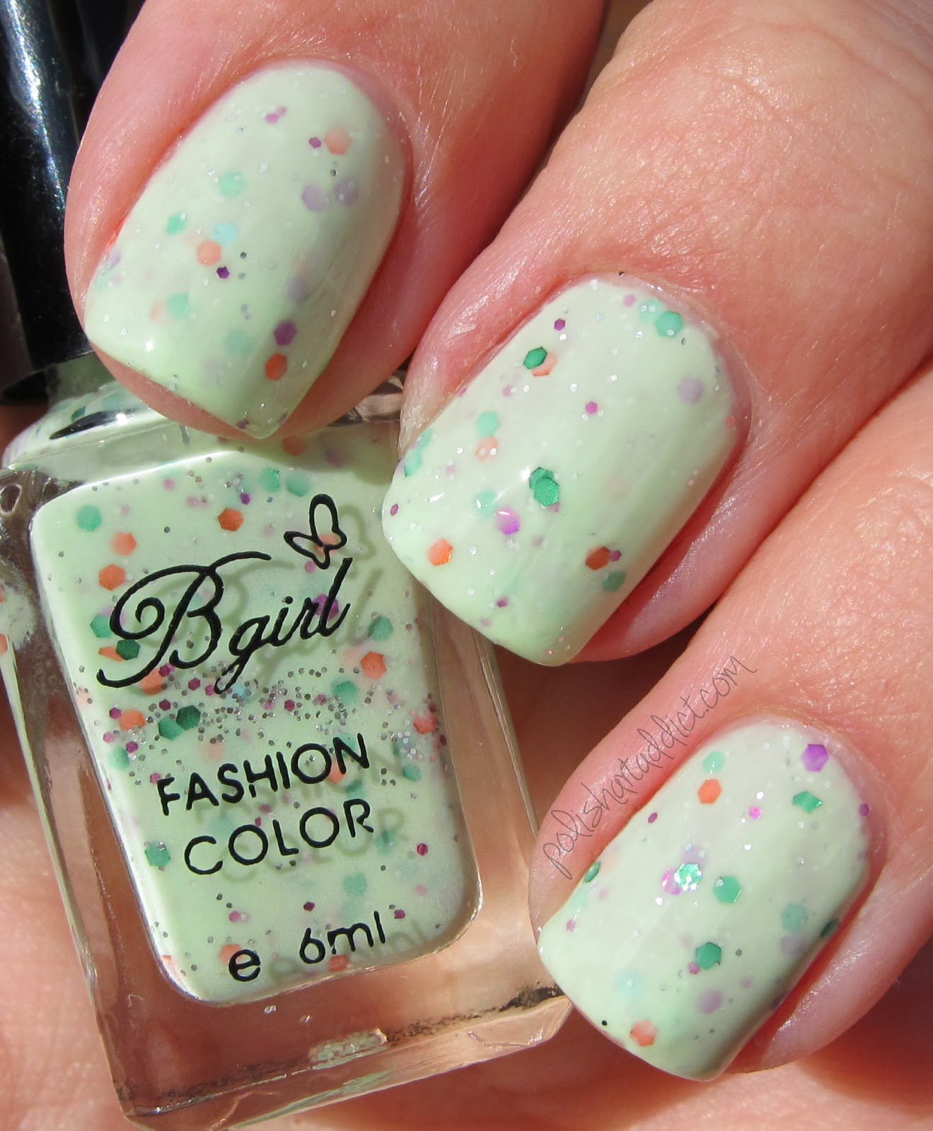 Born Pretty - Sparkle Milky Glitter Collection