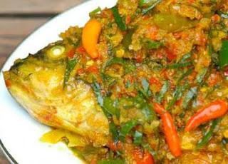 Resep Masakan Ikan Woku Belanga