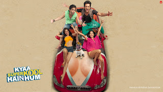 Kyaa Super Kool Hain Hum HD High Resolution  Wallpapers - featuring Neha Sharma, Sarah-Jane Dias, Tusshar Kapoor, Riteish Deshmukh