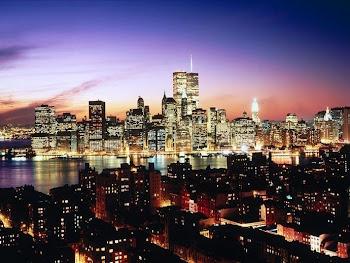 Una fantástica ciudad.