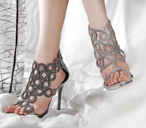 5098209cce6505 Ladies Designer Sandals