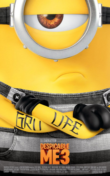 Despicable Me 3 (2017) Hollywood Movie Download From DL4TOTS