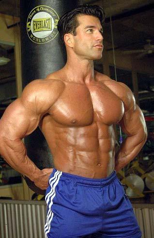Man Up Bulk Up!: Bicep training with bodybuilder trainer