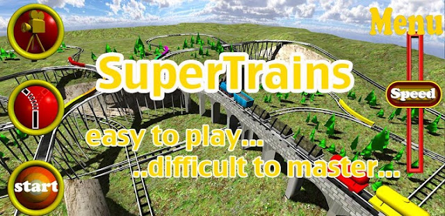 SuperTrains v2.0 Apk