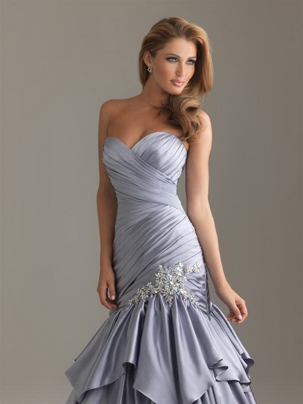 Perfect Women Best Evening Dress Collection 2013