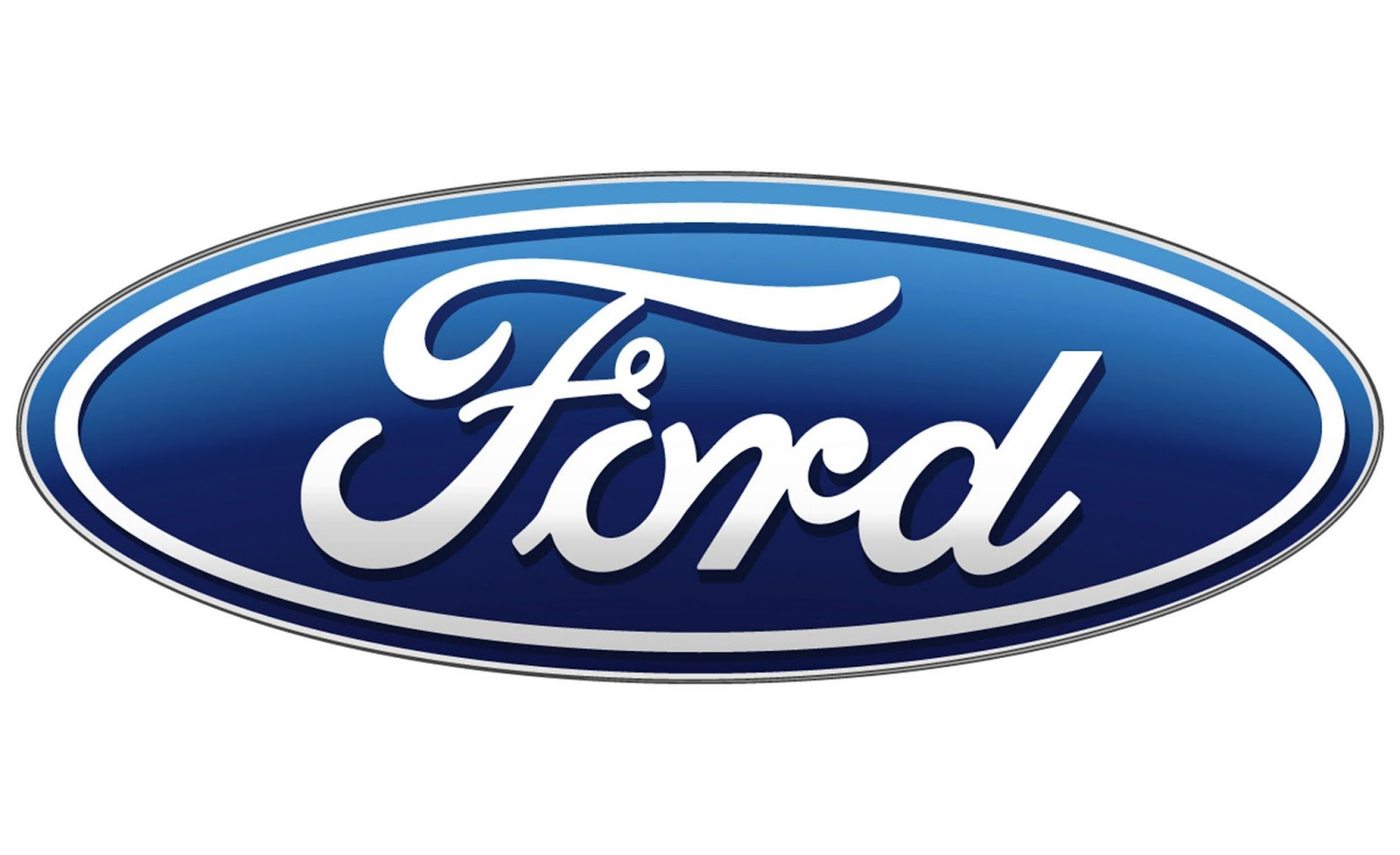 Ford Logo on yamaha radio repair center