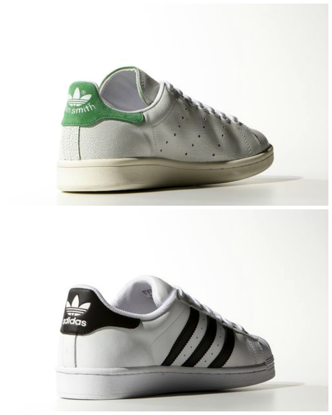 stan smith 2 adidas superstar
