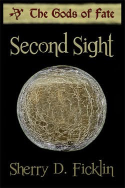 Second Sight by Sherry D. Ficklin