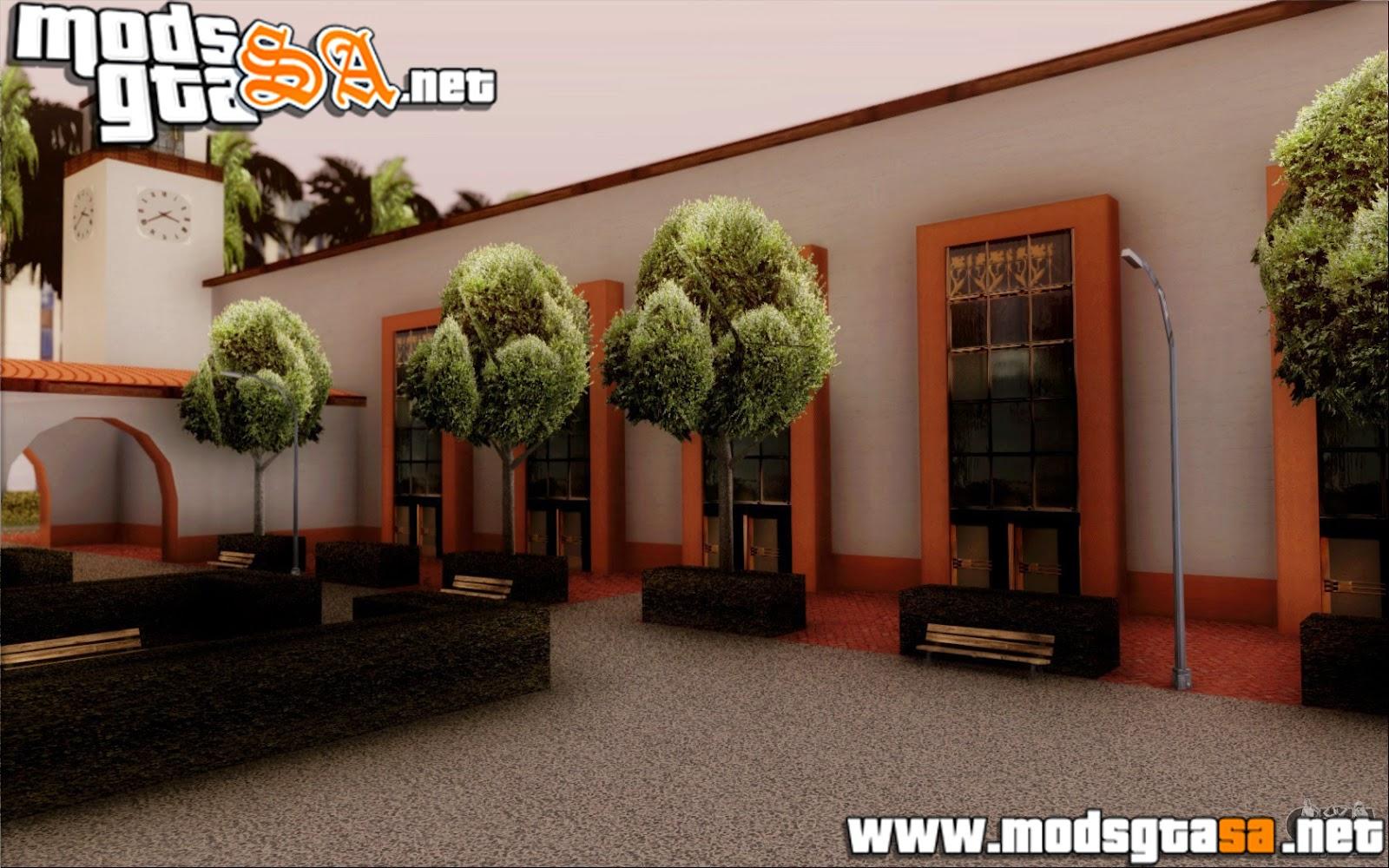 SA - Rosa Project v1.2 (Los Santos)