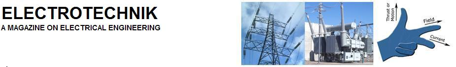Electrotechnik - The Website on Electrical Engineering
