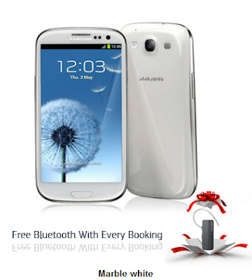 samsung galaxy sIII launched