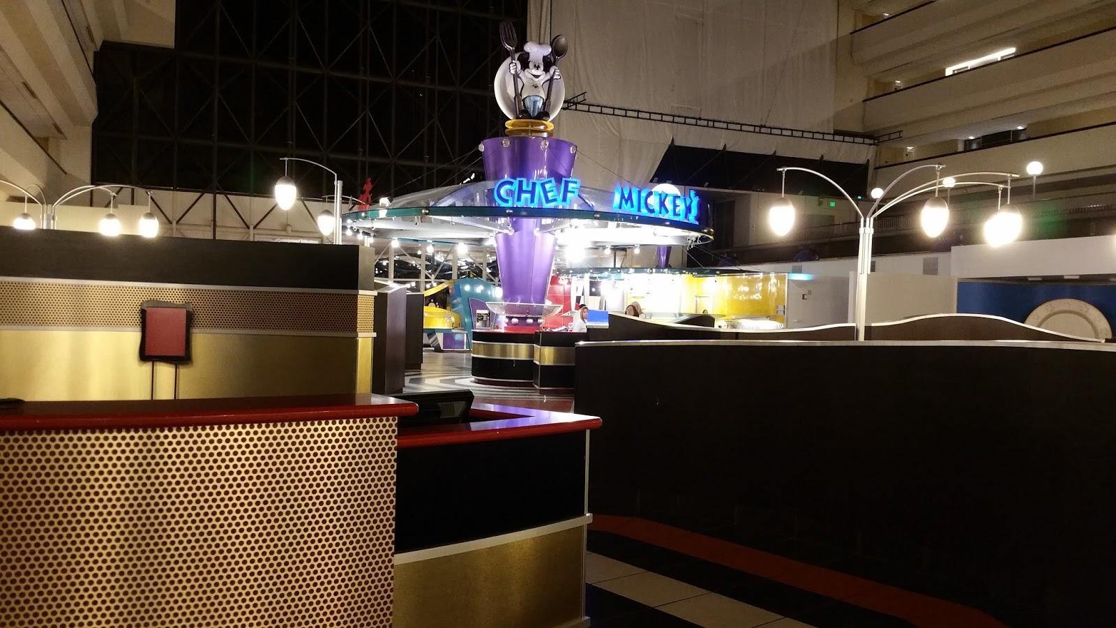 Travel Time Disneys Chef Mickeys Brunch at the Contemporary Resort