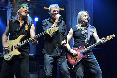 deep purple rock band 2013
