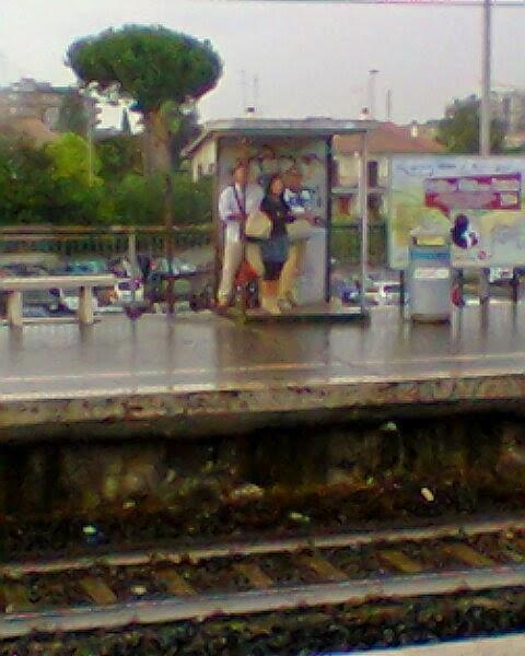 Stazione di Tor di Valle - Roma-Lido