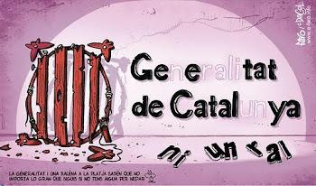 """Recortes de la """" Generalitat de Catal ... ya"""