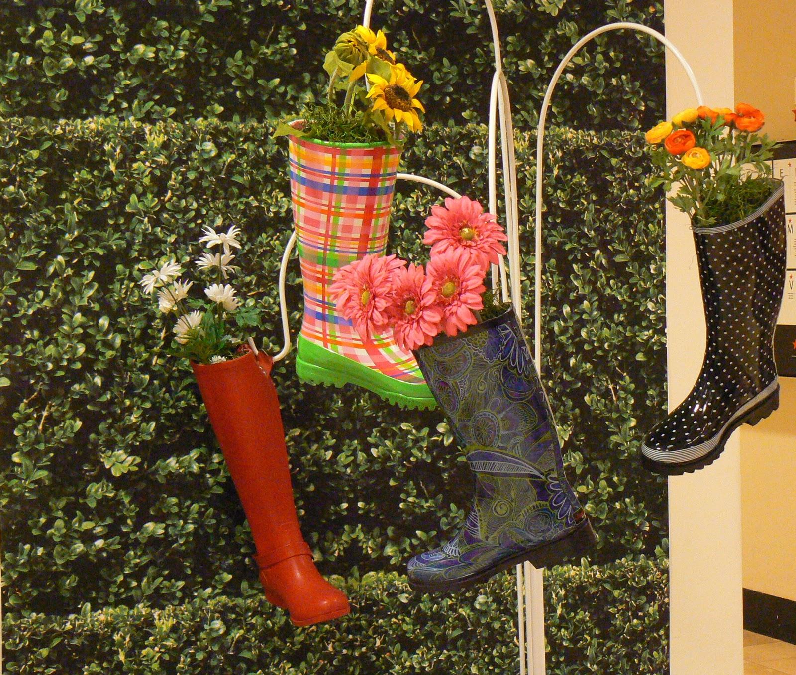 Wanda\'s Garden Adventures: Rebar Garden Craft Projects