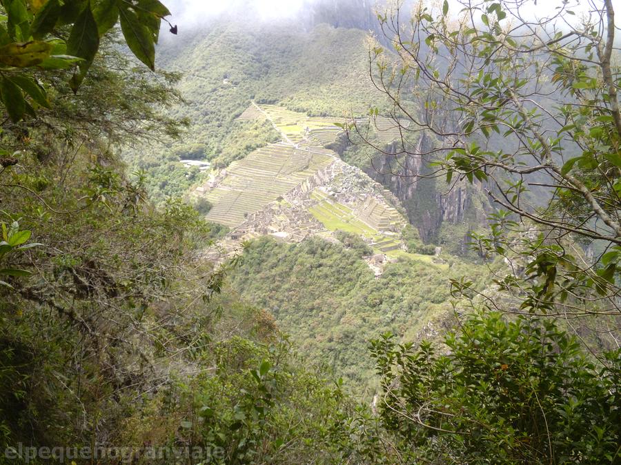 Huayna Picchu Machu Picchu
