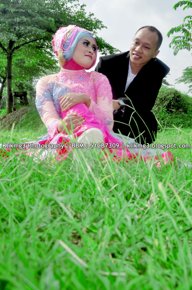 Prewedding : Dela & Tefur || Klikmg3 Fotografi || BBM : 51CB7309