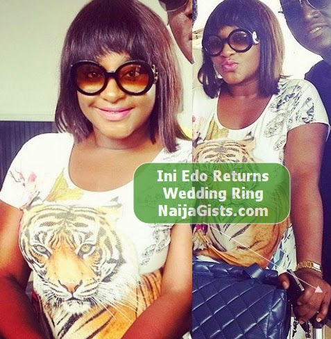 ini edo returns wedding ring