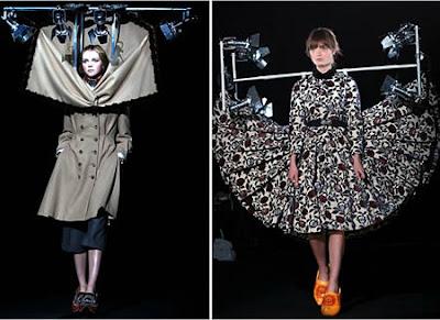 20 Weirdest Fashion Trends: Spotlight Dress