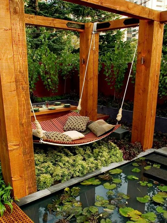 ideas sobre decoracin exterior en jardines con flores - Decoracion De Jardines Exteriores
