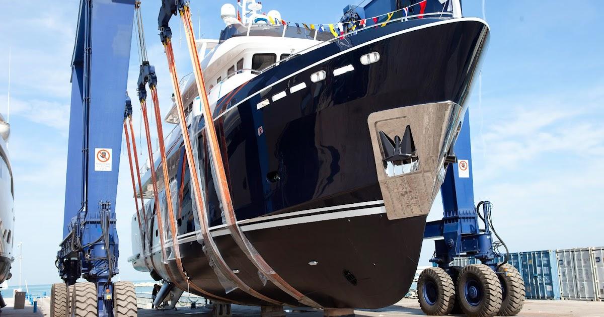 Megayacht Global: Cantiere Delle Marche Launch New Darwin Class