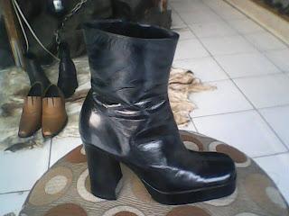 sepatu charles david yang murah