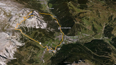 GPS Sassongher