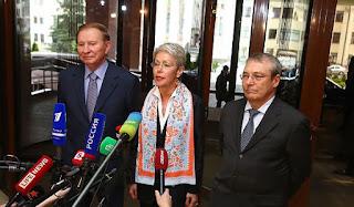 A Minsk, la riunione si è conclusa senza risultati del gruppo di contatto per la soluzione del Donbass