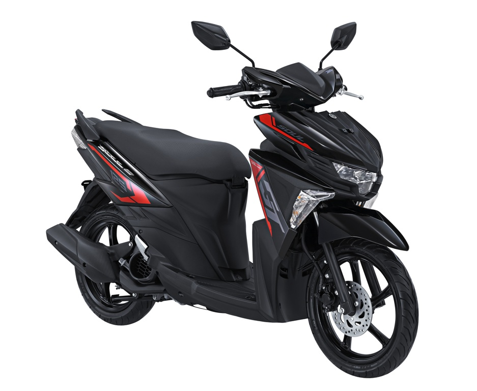 Yamaha Indonesia resmi rilis All New Soul GT 125 Blue Core . . . #LAMPAUIDIRIMU