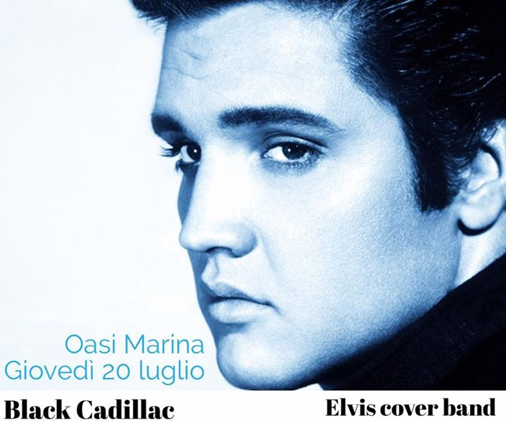 Black Cadillac - Elvis Tribute