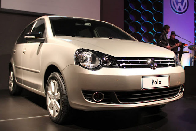 Novo Polo Hatch 2012