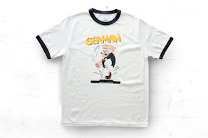 Outstanding & co- Seaman Tee