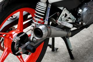 Jupiter Z1 Racing Style