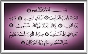Arti Al Fatihah Nama Nama Lainnya Dan Keutamaan Membacanya