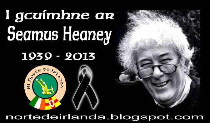 seamus heaney essay mossbawn Seamus heaney biographical s eamus heaney was born in april 1939, the eldest member of a family which would eventually contain nine children his father owned and worked a small farm of some fifty acres in county derry in northern ireland, but the father's real commitment was to cattle-dealing.