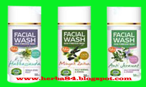 FACIAL WASH HPA | SABUN HERBAL HPA - Toko Herbal HPA