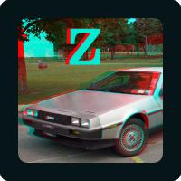 Z is for Zonked: 1981 (John Z.) DeLorean DMC-12