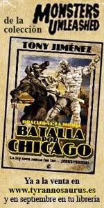 Drácula vs la Momia: Batalla por Chicago